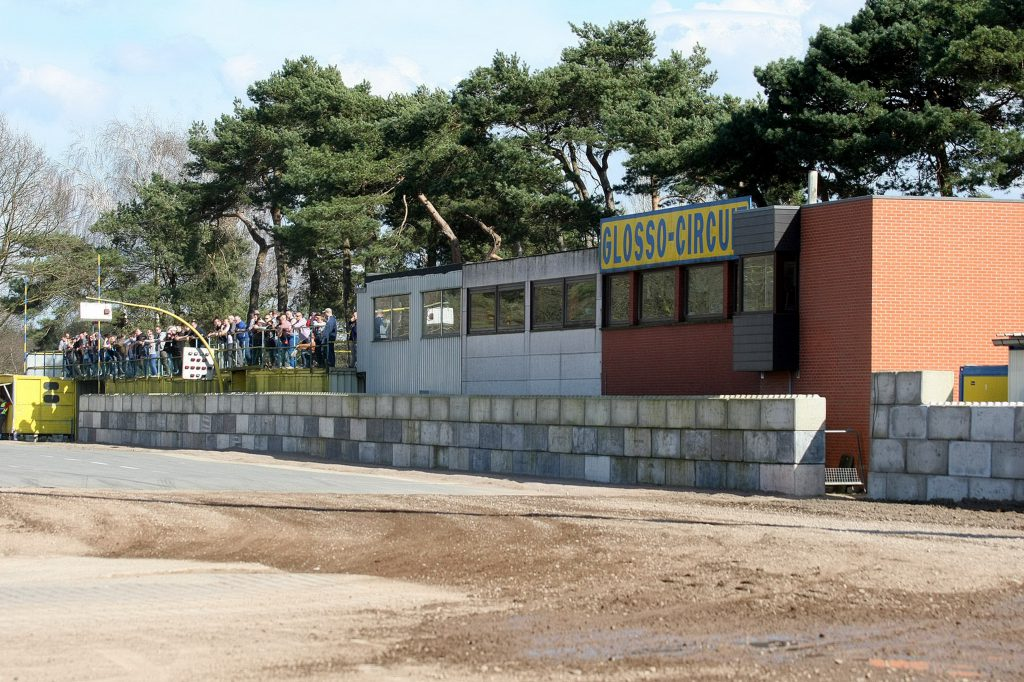 Environmental permit for Glosso Circuit Arendonk approved